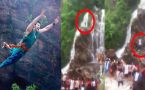 Baahubali stunt takes life; man imitates waterfall jump and dies