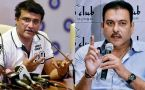 Sourav Ganguly was strongly against appointing Ravi Shastri as head coach