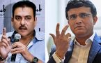 Ravi Shastri has heated argument with Ganguly over bowling coach selection