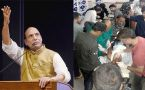 Amarnath Yatra Attack: High level meet ends at Rajnath's Residence