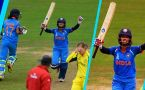 ICC Women World Cup : India post 227 target for Australia, Raj and Raut shines
