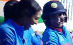 ICC Women World Cup 2017: Mithali celebrates Harmanpreet's knock in dance style