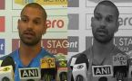 India vs Sri Lanka Galle test: Shikhar Dhawan frustrated with himself