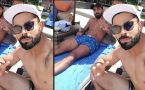 Virat Kohli and Co. chill out after big test win against Sri Lanka