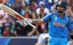 India vs Sri Lanka 4th ODI : Virat Kohli hits 45th half ton, eyes for big total
