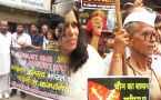 Sikkim Standoff: Kanpur residents protest against Chinese products