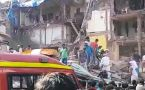 Mumbai building collapse: 5 storey building in shambles in rain