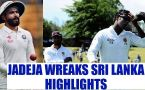 India beat Sri Lanka by an innings and 53 runs in 2nd test