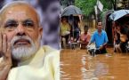 Assam floods: Protests in Assam over Modi's poor allotment of funds