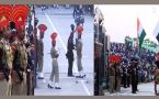 Independence Day 2017 : Beating Retreat at the Wagah Border, Watch full celebration   Oneindia News