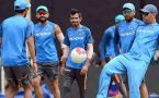 Indian cricket team expresses unhappiness over their Kits