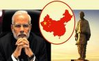 Sikkim standoff: India manufactures major part of Sardar Patel Statue in China