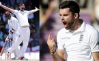 England vs West Indies : James Anderson takes 500 test wickets