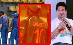 India vs Sri Lanka ODI series : Shardul Thakur reveals truth behind wearing iconic No.10 jersey
