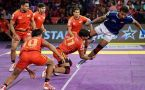 PKL 2017: Dabang Delhi beat Bengaluru Bulls 38-30, Highlights
