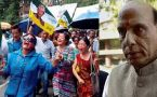 GJM suspends indefinite strike after Home Minister Rajnath Singh's appeal