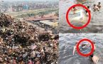 Ghazipur Garbage collapse: Heap of trash collapses, two die, many trapped