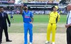 India vs Australia 4th ODI : Virat Kohli & Co. to bowl first after Aussies win toss