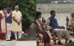 PM Modi, Shinzo Abe visit Sabarmati Ashram, pay tribute to Mahatma Gandhi