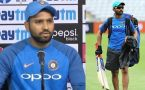 Rohit Sharma reveals that Ajinkya Rahane can open in place of Shikhar Dhawan