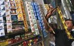 Cigarette shops no longer allowed to sell candies, Health Ministry order