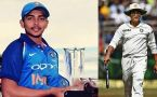Duleep Trophy: Prithvi Shaw youngest player to score a century, breaks Sachin's record