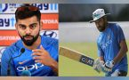 Virat Kohli says I really love batting with Rohit Sharma