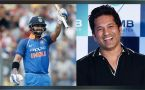 India vs NZ 1st ODI : Virat Kohli hits 31st ODI ton, Tendulkar congratulates skipper