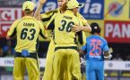 Australia defeats India in 2nd T20I match by wickets, level the series 11,