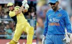 India vs Australia 2nd T20I : MS Dhoni goes wrong with DRS call in Guwahati match