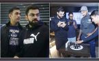 India vs NZ 1st T20: Virat Kohli throws party for teammates at his restaurant in Delhi