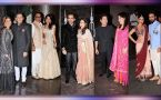 Zaheer Khan and Sagarika Ghatge host Post wedding cocktail party, Celebs attend