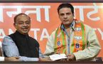 Actor Rahul Roy joins BJP, hails PM Modi and Amit Shah for taking India forward