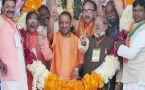 UP Civic polls 2017 : Yogi Aditynath faces litmus test after GST implementation