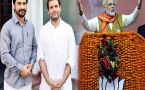 Gujarat Assembly polls : Congress leader raises question about PM Modi parents