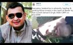 Viral Video: Indian Army solider give instructions despite being shot, know the truth