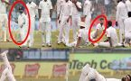 India vs SL 3rd test 2nd day : Virat Kohli stretches on field as Lankans use mask for pollution