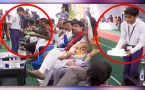 Bhopal school children forced to serve tea and snacks to education minister, watch