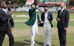 India vs SA 2nd test match: India to bowl first as Porteas elect to bat after winning toss