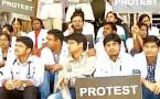 Doctos Across India Go On Strike Over NMC Bill, Watch Video