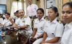 INSV Tarini: Woman Power Of Indian Navy; Watch Video