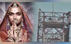 Padmaavat Row : Rajasthan man climbs mobile tower in protest