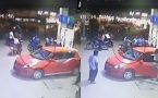 Man abducted from Jabalpur's Teen Patti Square, Watch shocking CCTV footage