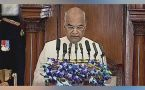 President Ram Nath Kovind Address To Joint Session of Parliament; Budget Session 2018