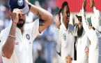 India lose 2nd test match against South Africa by 135, Nigidi takes 6 wickets