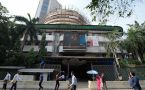 Bombay Stock Exchange's index touches record high of 35,664 points