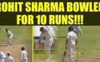 India vs SA 1st test 4th day: Rohit Sharma bowled out for 10 runs, Philanders strikes once more