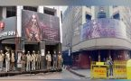 Padmaavat released in New Delhi amid tight security , Watch