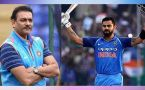 India vs SA 6th ODI: Ravi Shastri hails Virat Kohli's performance in the series
