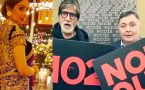 Sridevi : Amitabh Bachchan and Rishi Kapoor call off shoot of '102 NOT OUT'